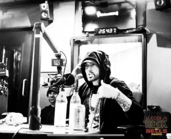 Eminem x LL Cool J: Диалог двух легенд рэпа.Тизер нового интервью