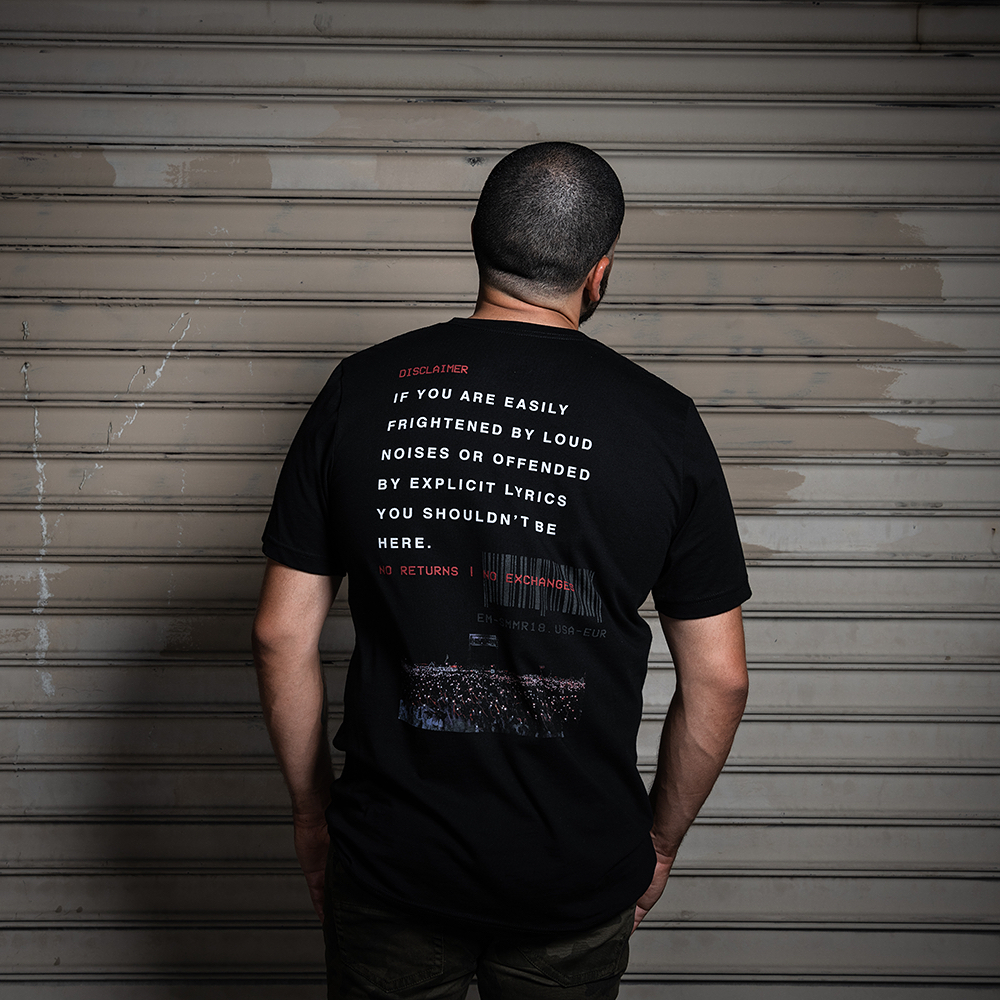 EM-SMMR18.USA-EUR - TOUR MERCHANDISE SURPLUS - FIRST + ONLY TIME ONLINE IN LIMITED REMAINING QUANTITIES DROPS FRIDAY - LINK IN BIO TO BE FIRST IN LINE