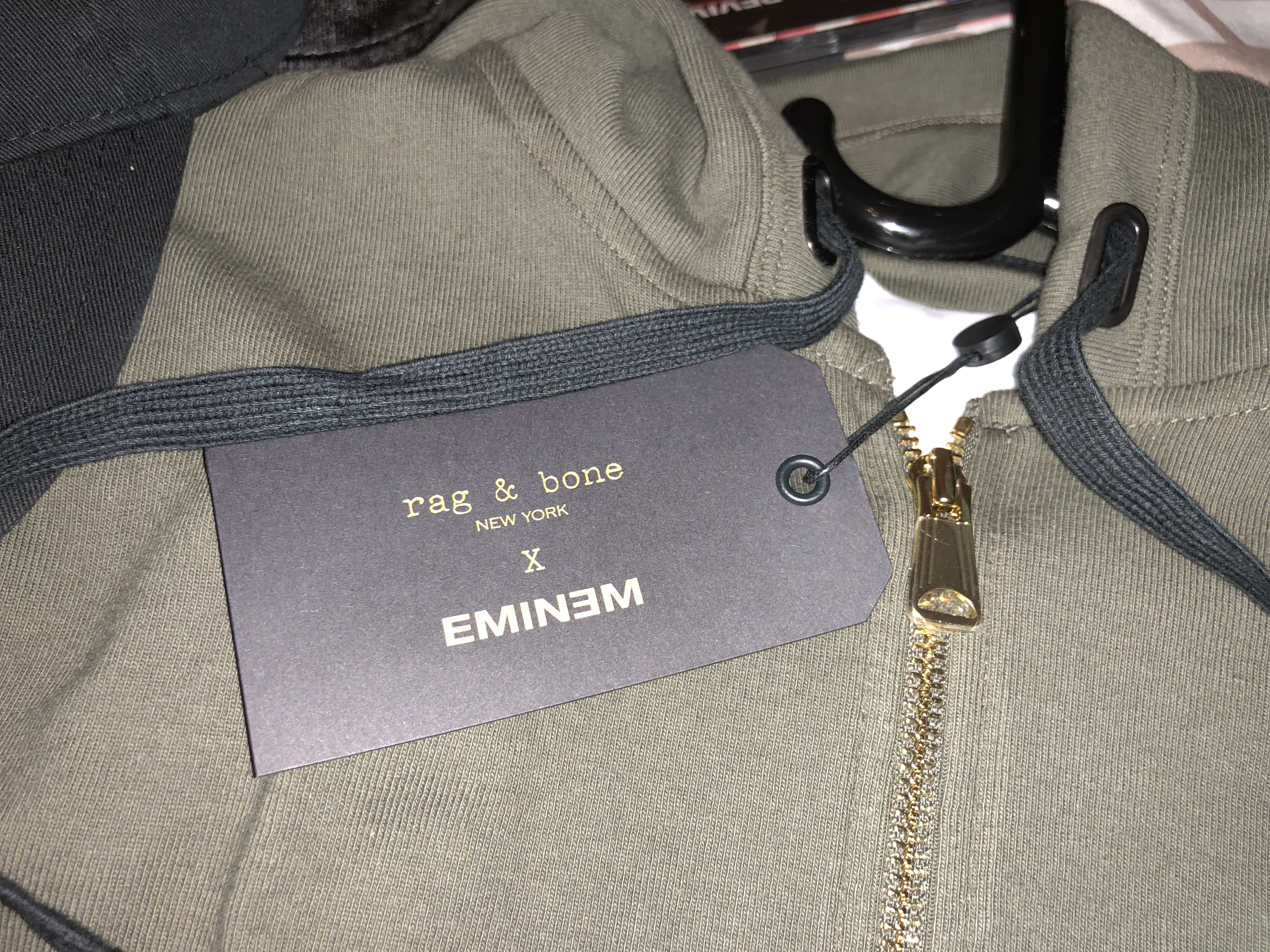 Rag & bone X Eminem: The Icon Project. Unboxing Icon Hoodie. The best Eminem's merch in recent years