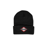 This is a pre-order and is expected to ship in 4-5 weeks. Exclusive and limited Kamikaze merchandise. 100% wool beanie. Multi-color patch on front.