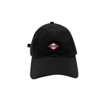 This is a pre-order and is expected to ship in 4-5 weeks. Exclusive and limited Kamikaze merchandise. Multi-color patch on front of a black New Era hat.