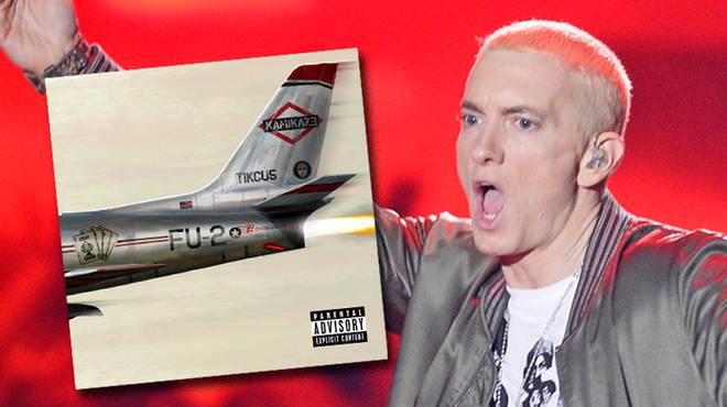 Eminem поблагодарил своих критиков: «Спасибо за поддержку, засранцы!»