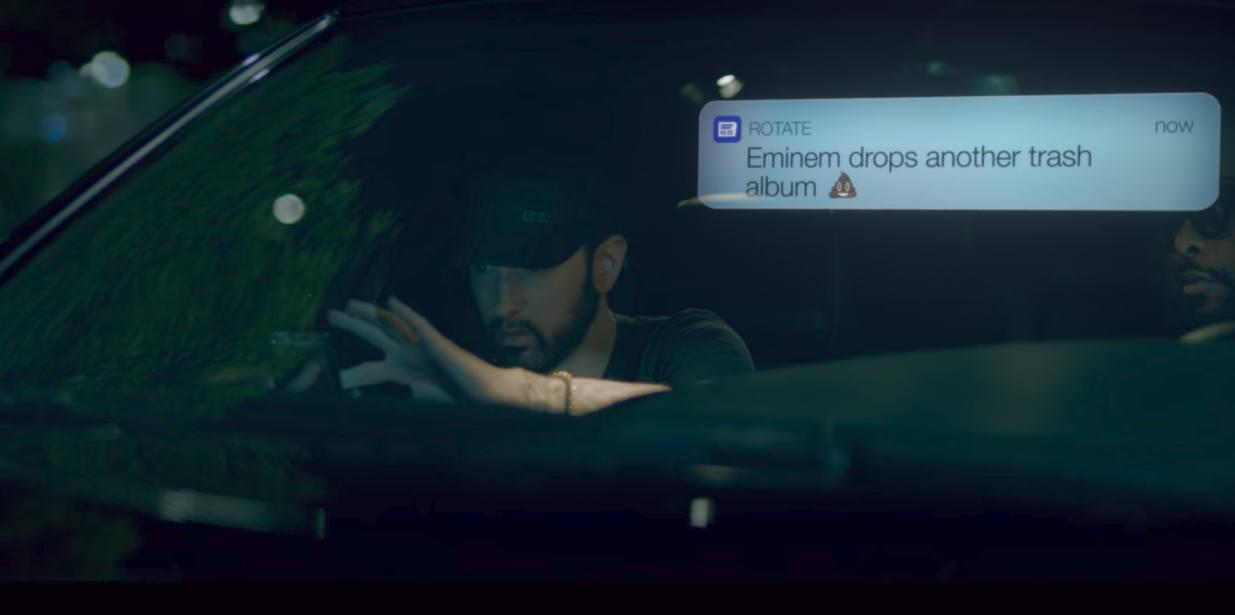 [Премьера клипа] Eminem — «Fall»