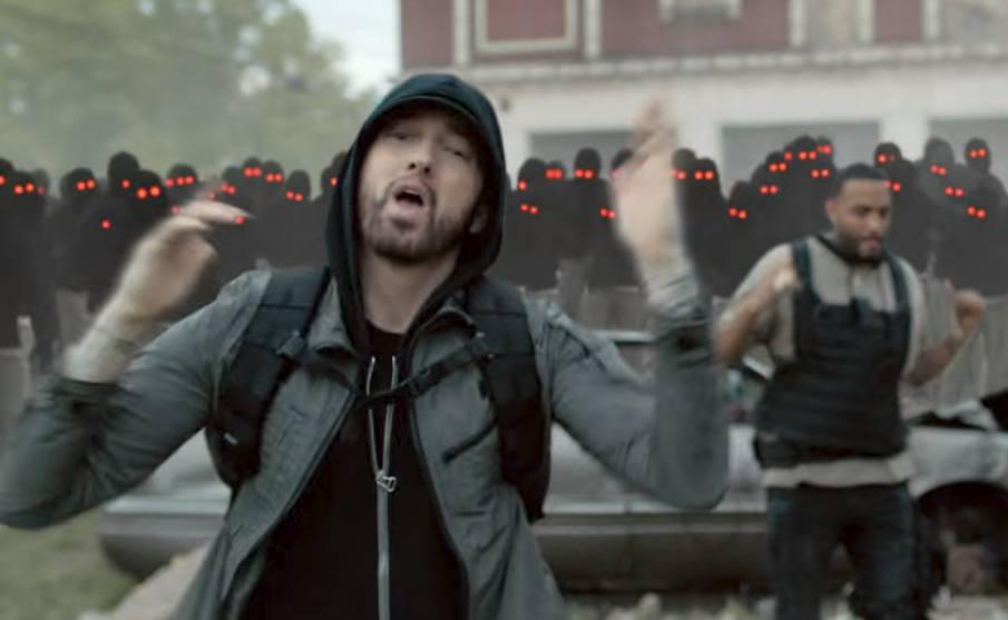 [Премьера клипа] Eminem — «Lucky You»