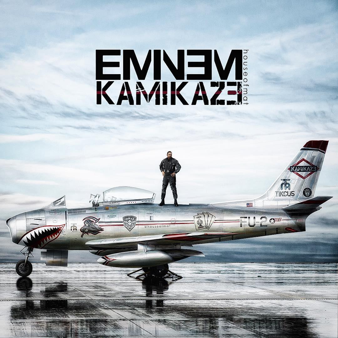 Прогноз продаж альбома Эминема «Kamikaze» за дебютную неделю
