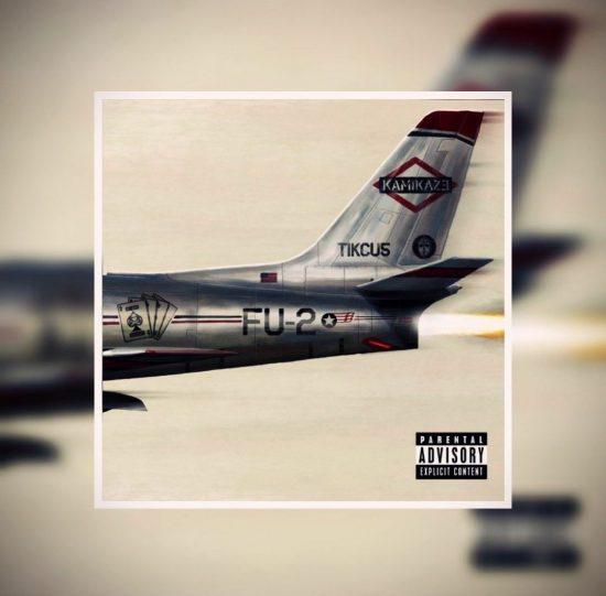 Третья неделя продаж альбома «Kamikaze» в Великобритании