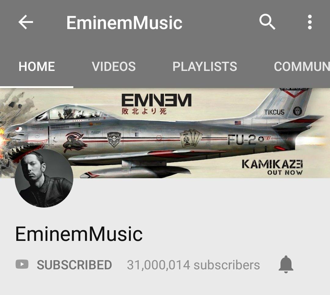 вчера канал Эма на YouTube преодолел порог в 31 миллион подписчиков!