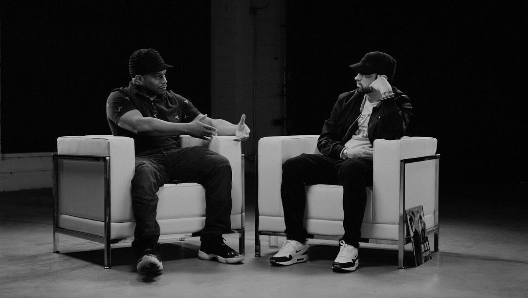 Eminem x Sway: Первая часть интервью о «Kamikaze» уже доступна
