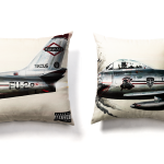 """This is a pre-order and is expected to ship in 4-5 weeks. Exclusive and limited Kamikaze merchandise. Official Kamikaze album art on the front back of a pillow. Includes 1 pillow. Dimensions: 18"""" x 18"""" x 5"""""""