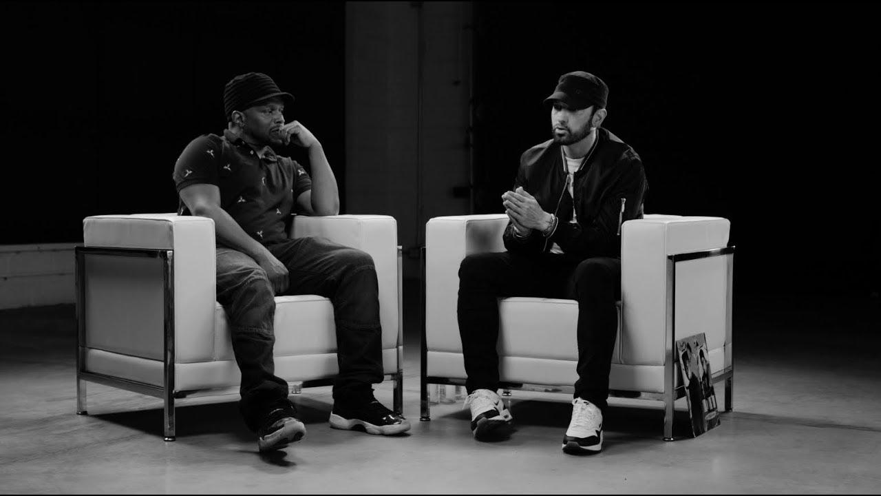 Eminem x Sway: Третья часть интервью о «Kamikaze» уже доступна