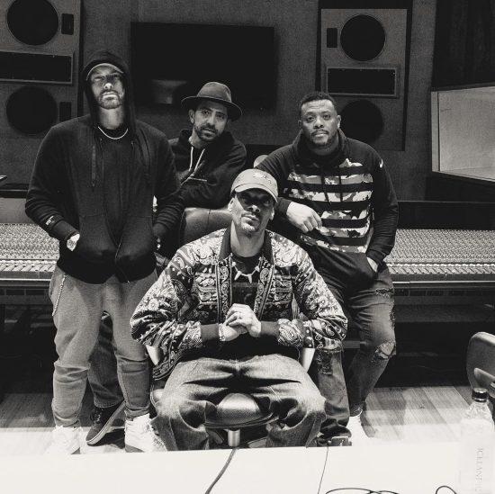 2018.10.25 - Eminem Snoop Dogg Mr. Porter Fredwreck 2