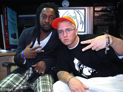 Will.i.am сделал отсылку к Эминему и «Kamikaze» на новом альбоме Black Eyed Peas «Masters of the Sun, vol. 1»