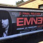 Финальная партия билетов на Австралийские концерты Эминема
