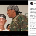 Eminem принял участие в документальном фильме «From Hood To HollyWood»