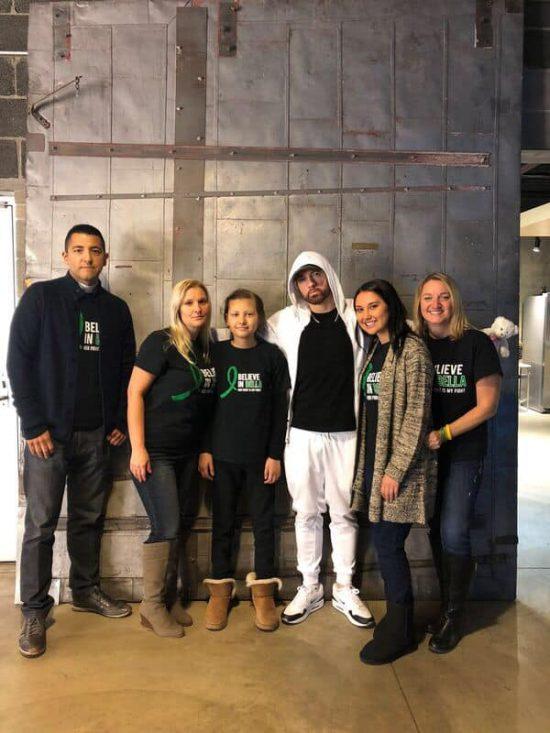 Eminem и благотворительный фонд Make-A-Wish продолжают исполнять мечты фанатов