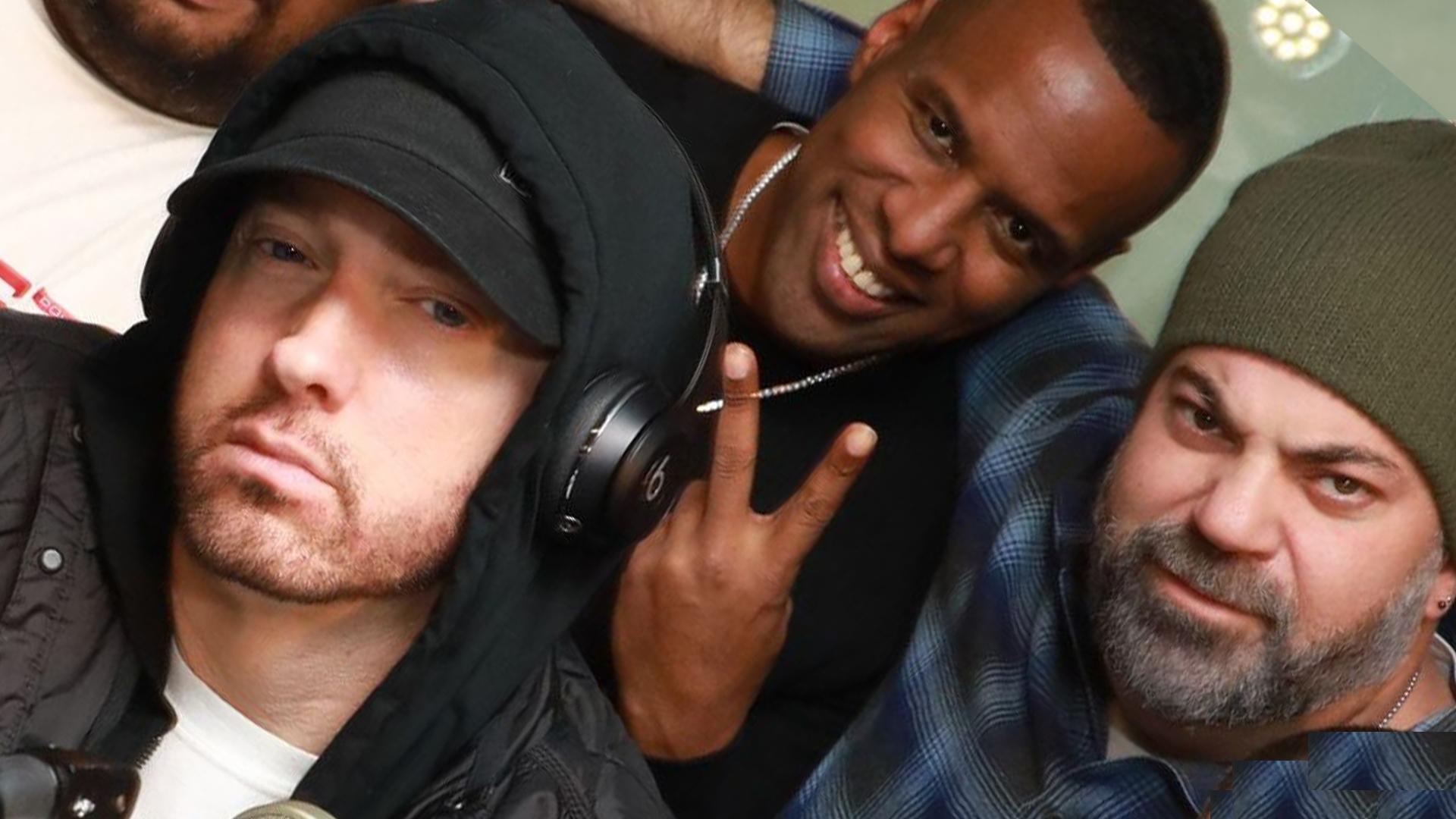 Eminem назвал свой топ-12 «лучших дисс-треков всех времён»