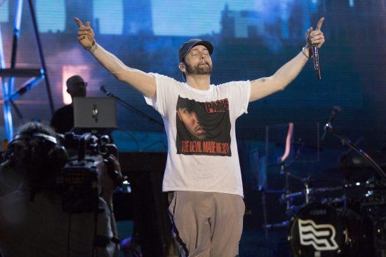 Eminem попал в «Топ-10 худших песен 2018 года»
