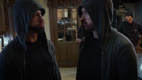 Eminem & Matt Philliben Дублёр из клипа Good Guy