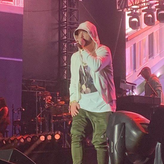 LIVE] Eminem at Aloha Stadium, Hawaii | Eminem Pro - the biggest and