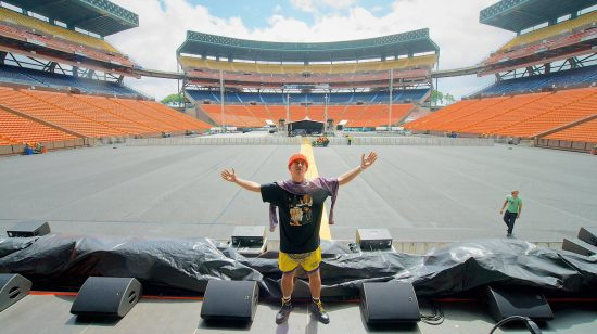 LIVE] Eminem at Aloha Stadium, Hawaii | Eminem Pro - the biggest and