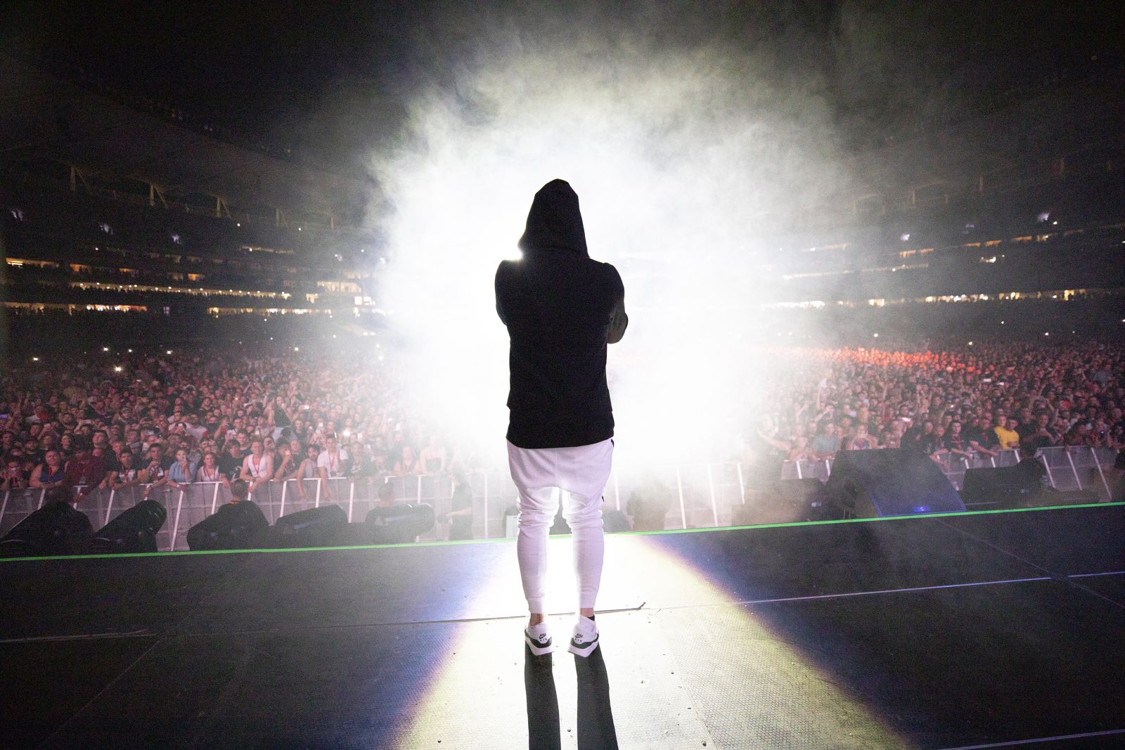 Eminem's 2019 Rapture Tour Perth, Photo Credit: Jeremy Deputat