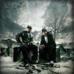 Bad Meets Evil. 2001 год. Фотосессия Эминема и Royce 5'9 для обложки и буклета их мини альбома «Hell: The Sequel». ???? Фото by Danny Hastings