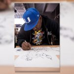20-летний юбилей «The Slim Shady LP»: Интервью сом SCAM2, автором иллюстраций для альбома Эминема