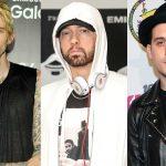 Eminem VS MGK VS G-Eazy