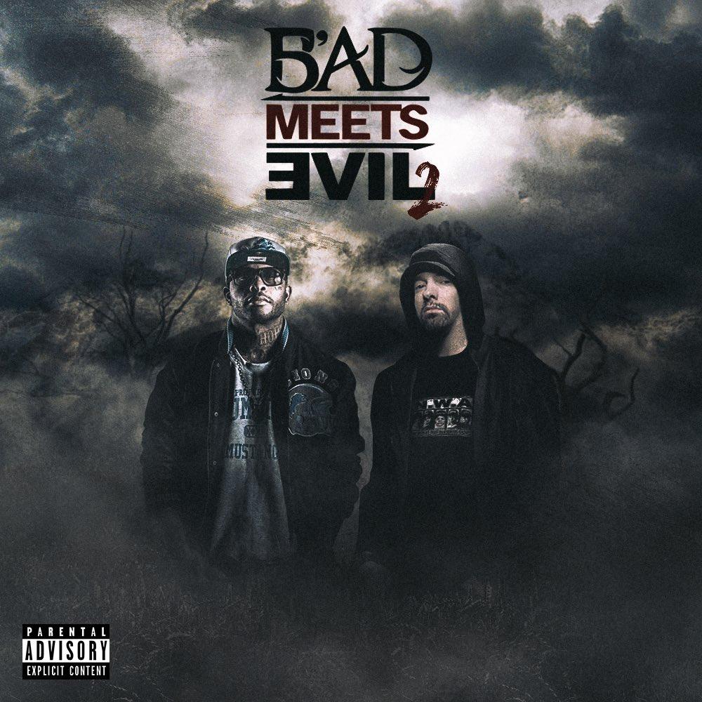 Следующий альбом Bad Meets Evil может называться «The Heaven Compound»