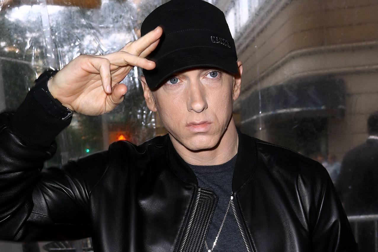 Eminem leads the list of Best-Selling Rappers in the US since 1987