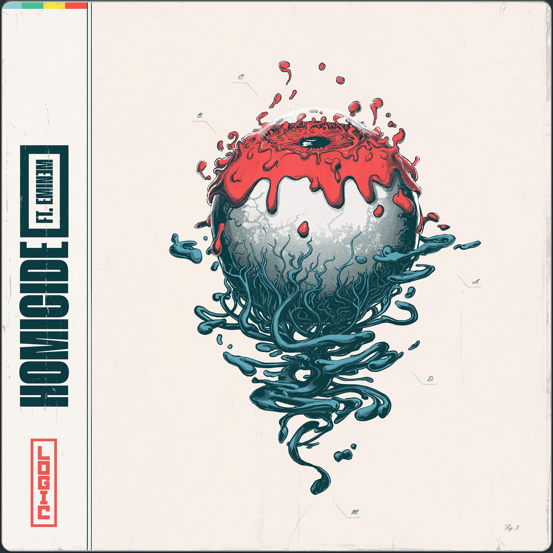 Трек Logic'а и Eminem'а «Homicide» возглавил американский сингловый чарт в iTunes
