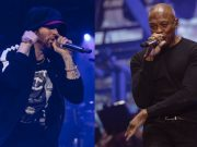 Ещё одна частичка истории: Эпичное выступление Эминема и Dr. Dre в Калифорнии