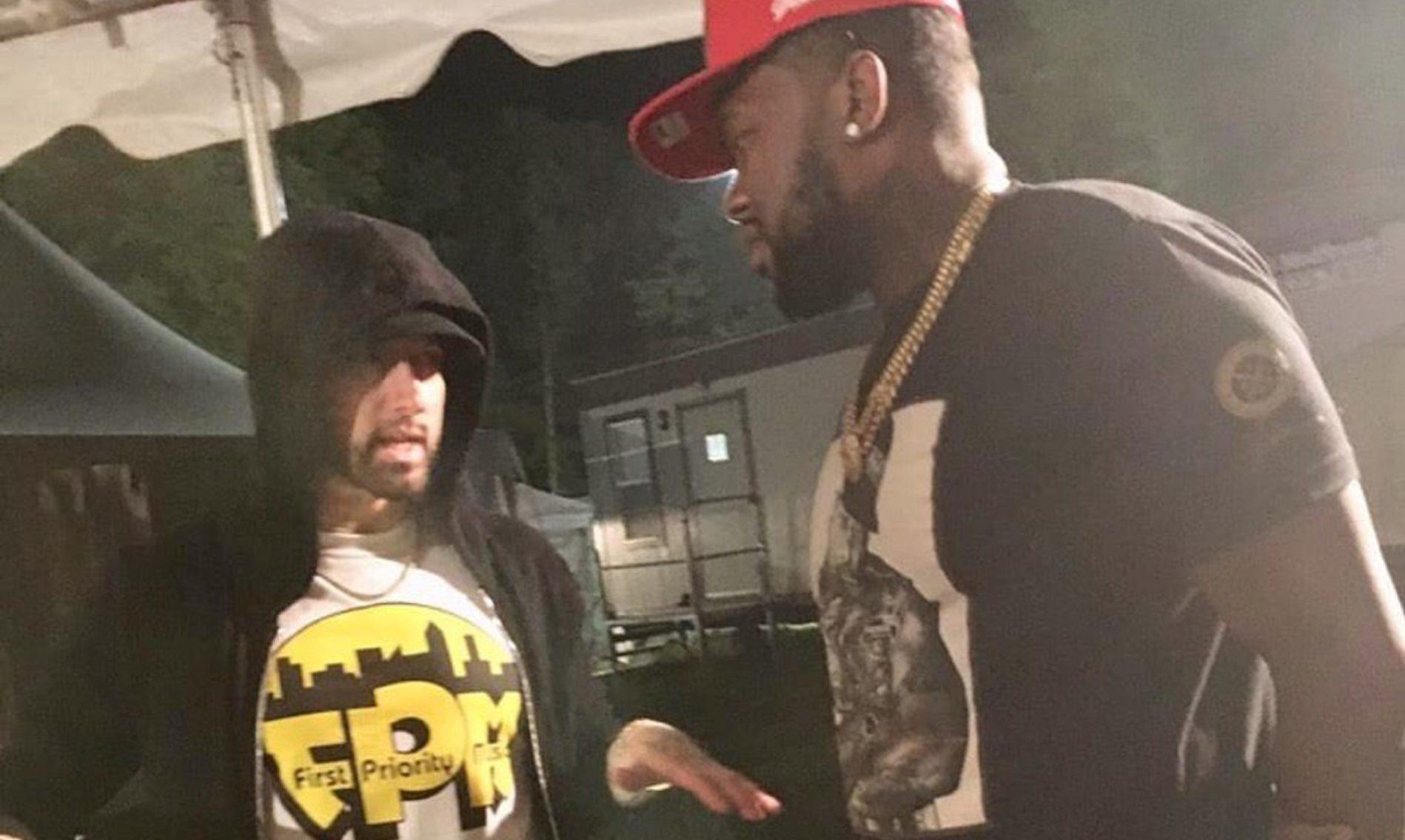 Перевод от «Eminem.Pro» текста нового трека Conway & Eminem — «Bang» на русский язык