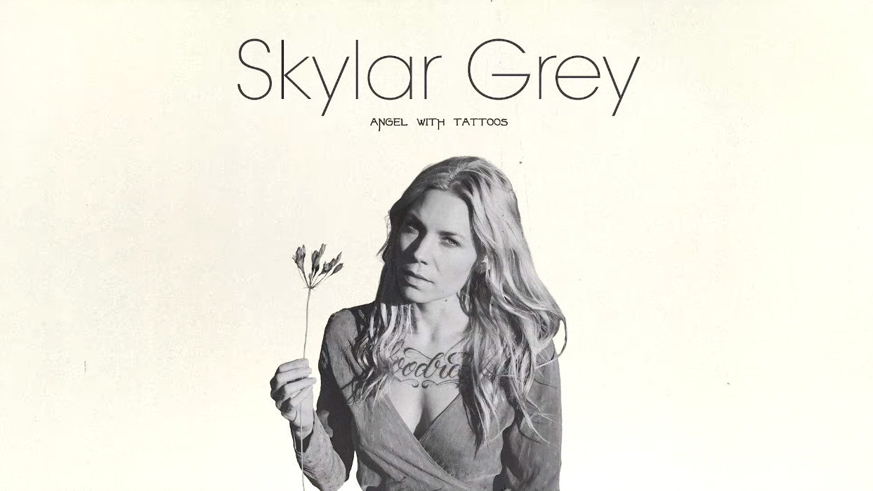 [Премьера трека] Skylar Grey - «Angel With Tatoos»