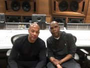 Dr. Dre and Big Boys Neighborhood 18.09.2019 in the Studio