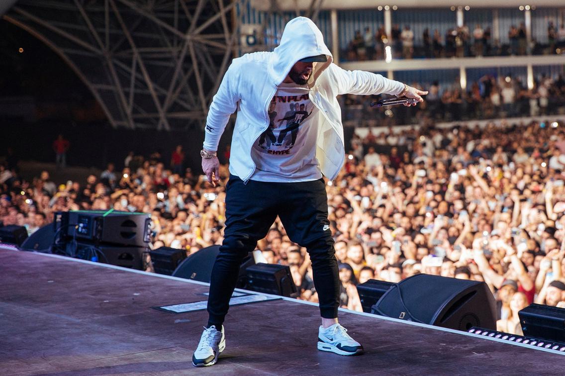 Eminem Abu Dhabi 2019