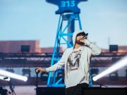 Eminem Live at Abu Dhabi 25.10.2019, Photo - Jeremy Deputat