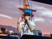 Eminem Live at Abu Dhabi 25.10.2019, Photo - Jeremy Deputat