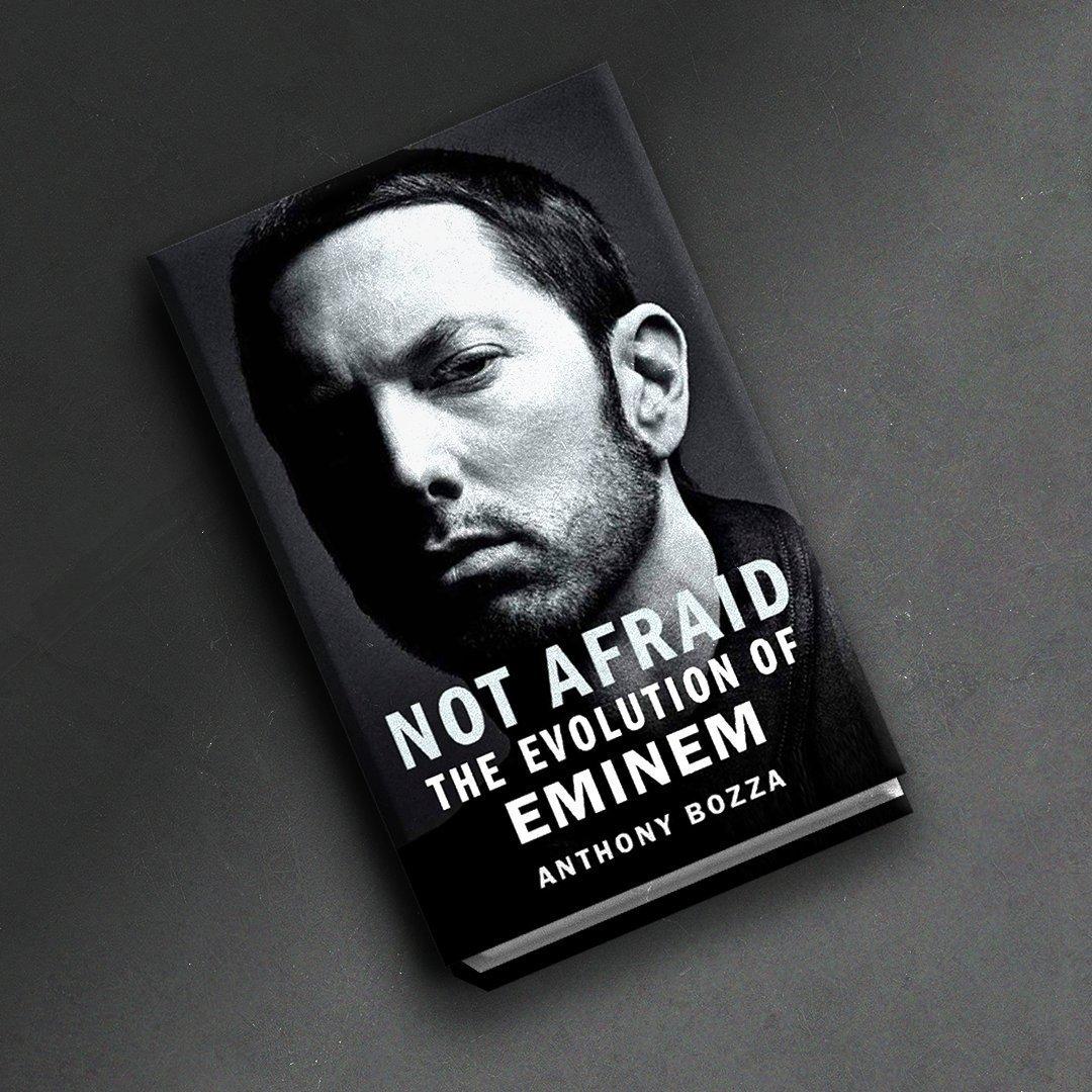 Адвокат «дьявола»: Эксклюзивное интервью «Eminem.Pro» с Энтони Бозза - автором книги «Not Afraid. The Evolution of Eminem»