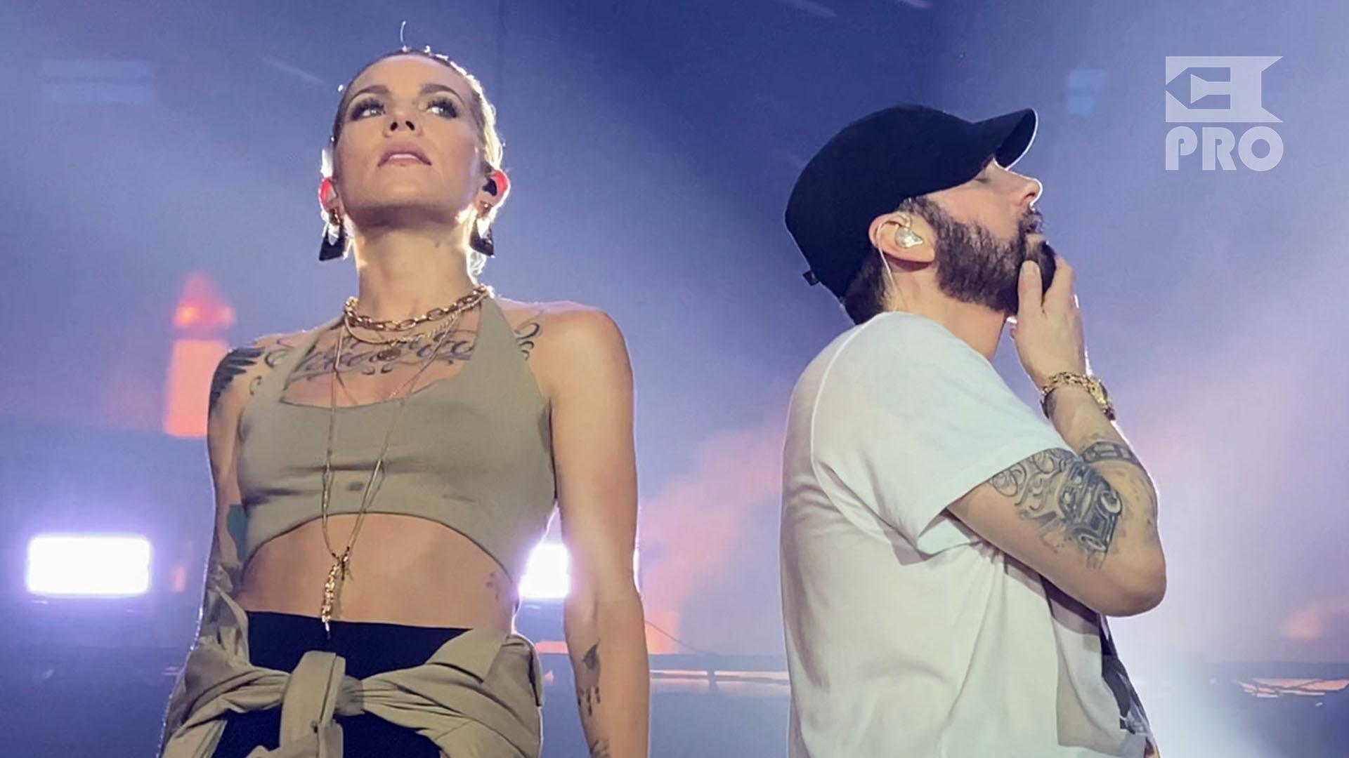 Шоу вопреки. Репортаж «Eminem.Pro» с концерта Эминема в Абу Даби