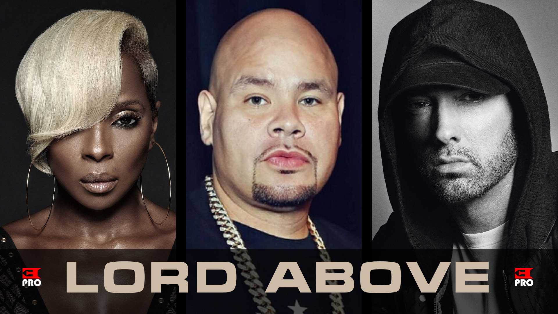 [Мировая премьера] Fat Joe ft. Eminem & Mary J. Blige — «Lord Above»