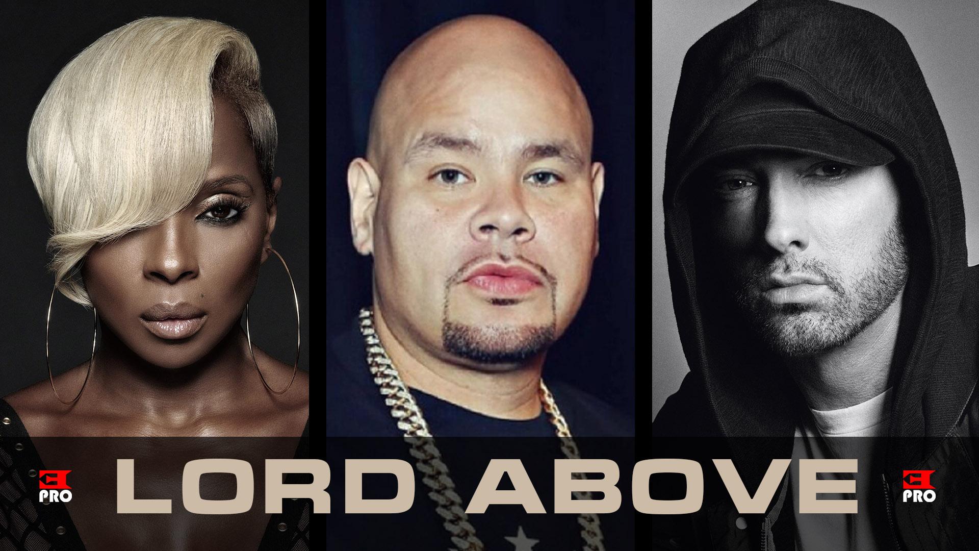 [Мировая премьера] Fat Joe ft. Eminem & Mary J. Blige — «Lord Above»