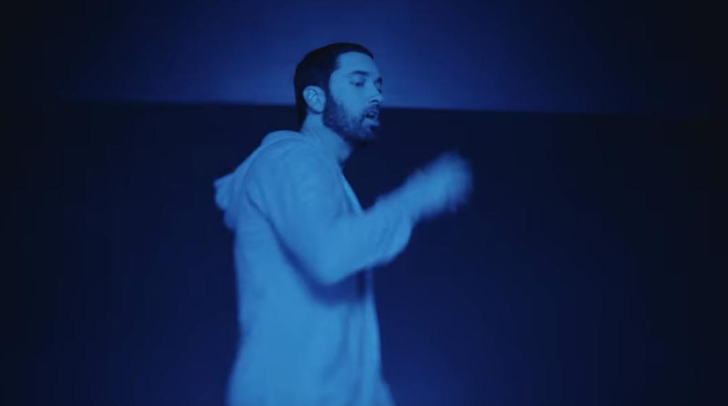 Мировая премьера клипа: Eminem – «Darkness»