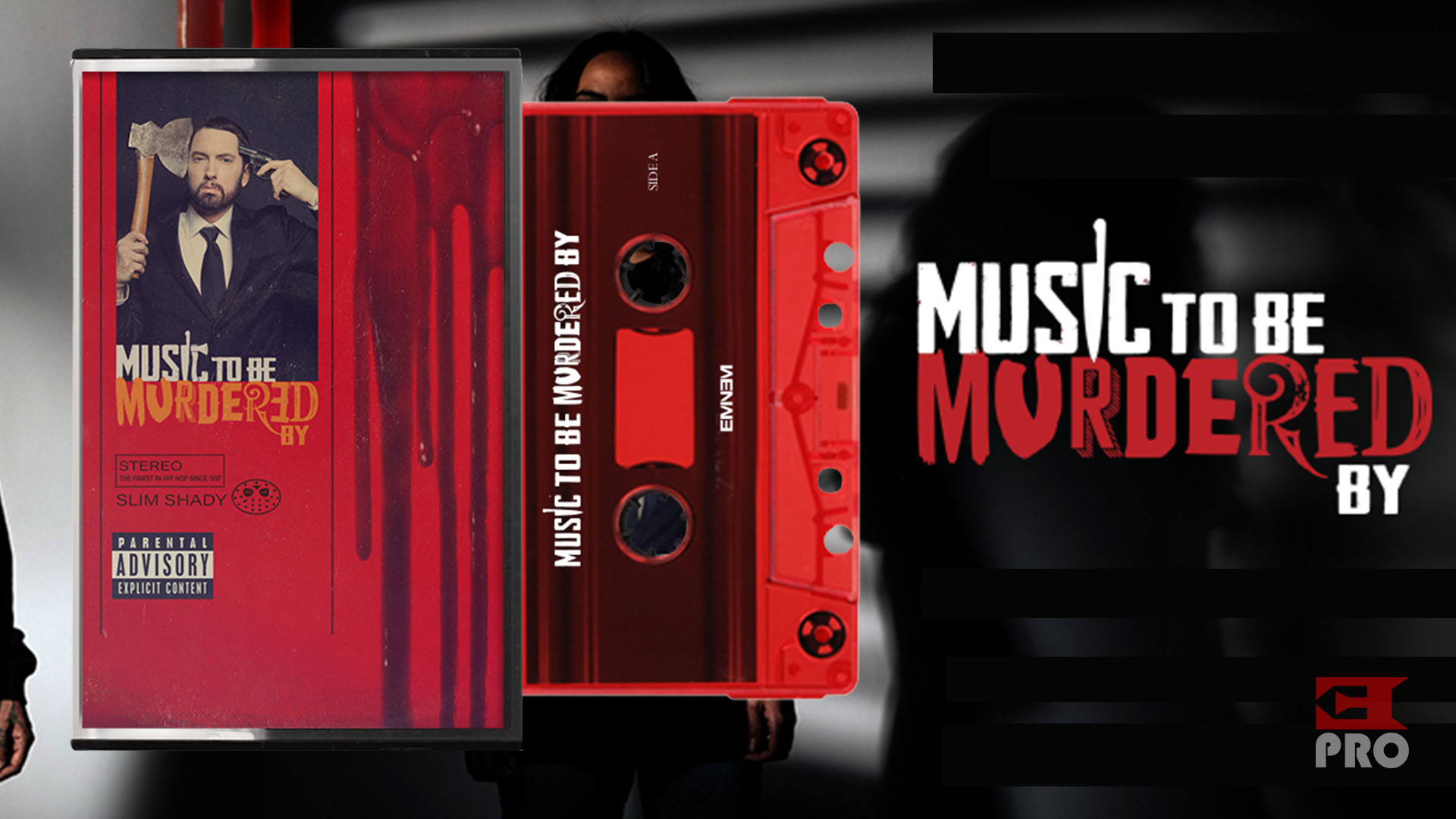 Все 20 треков альбома «Music To Be Murdered By» вошли в чарт Apple Music Top 100