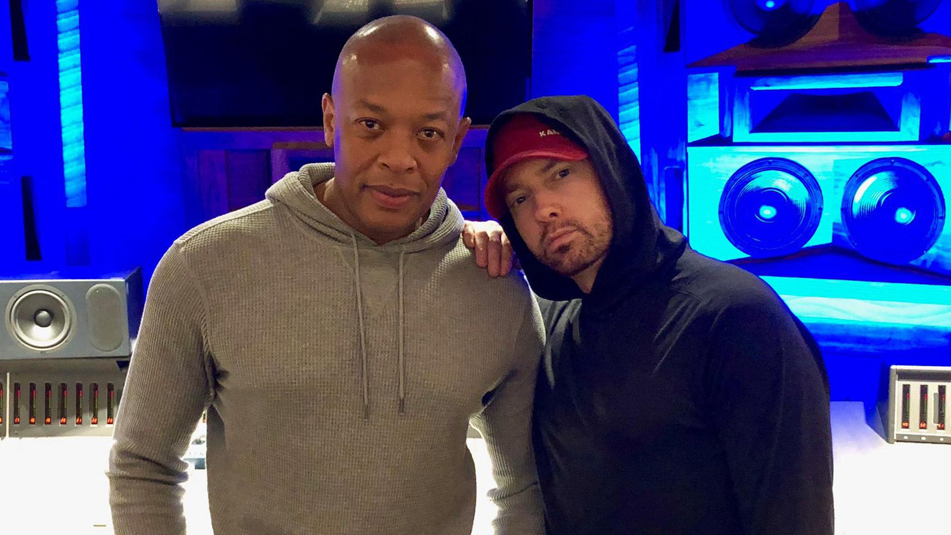 Dr. Dre и Эминем