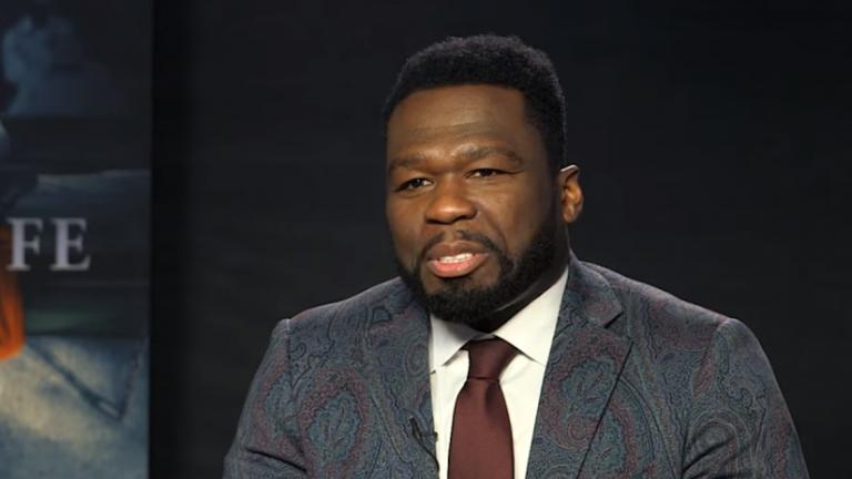 Интервью с 50 Cent
