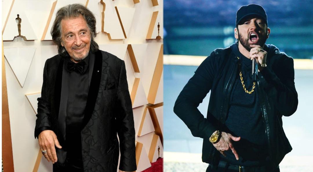 Оскар: Аль Пачино и Эминем