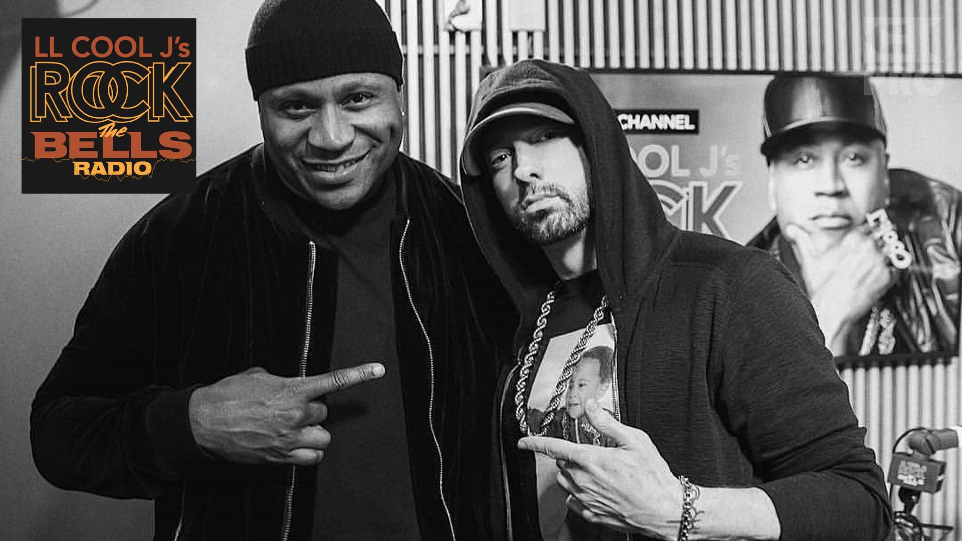 Eminem и LL Cool J