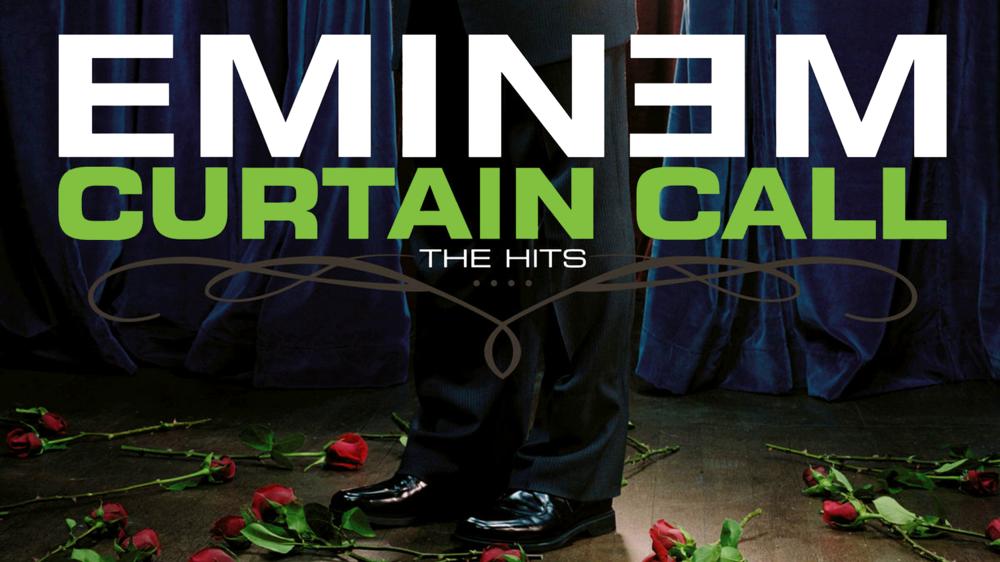 Обложка «Curtain Call»