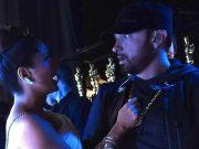 Сальма Хаек вместе с Эмом
